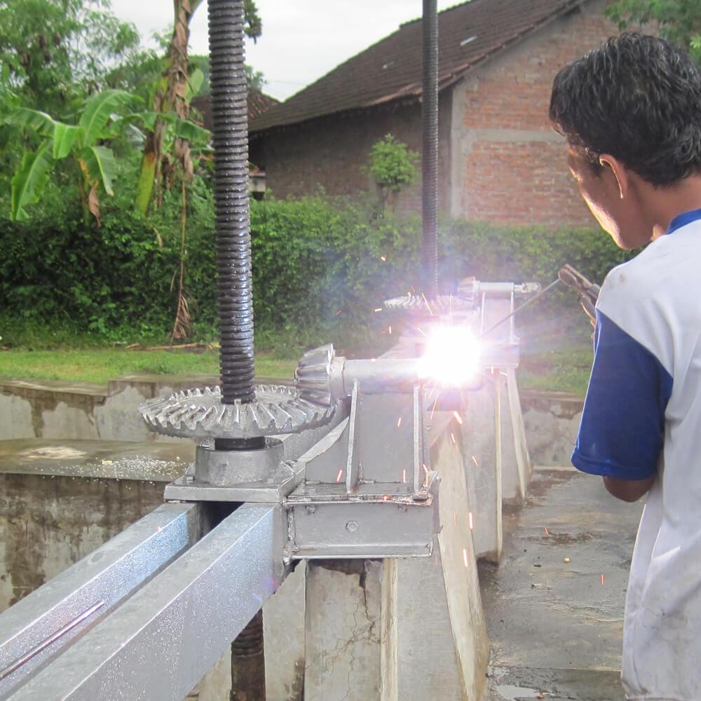 proyek raja pintu air