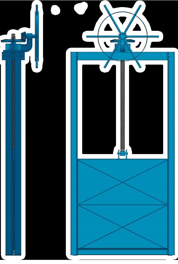 hotspot pintu air seri gearbox