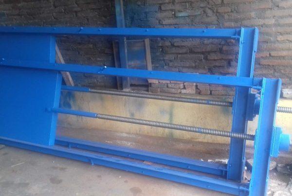 proyek samino pintu air